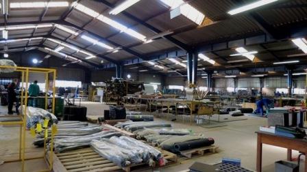 The Premat factory.