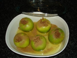 Baked Apples Preparation