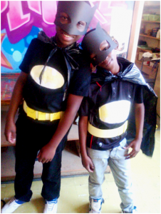 The Book day Batmen
