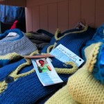 These chunky, warm jerseys are knitted by ladies living in St Francis Bay - Soya Kids Clothing