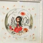 Elsbeth Eksteen - framed print