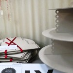 Popup cake stand