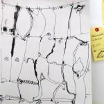 Ymke Hemminga - Details of the Whatever Month Calendar