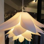 I have no idea who is responsible for these beautiful light fittings, but they are just gorgeous.