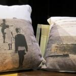 RSA scatter pillows - Anchami Art