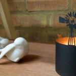 Tealight wrappers - Tamarillo Ceramics