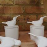Suikerbekkie suiker potjies - Tamarillo Ceramics