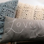 Scatter pillows - Love Lolla