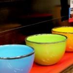 Condiment bowls from Red Hill Pottery