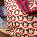 Tamalia shopper/beach bag