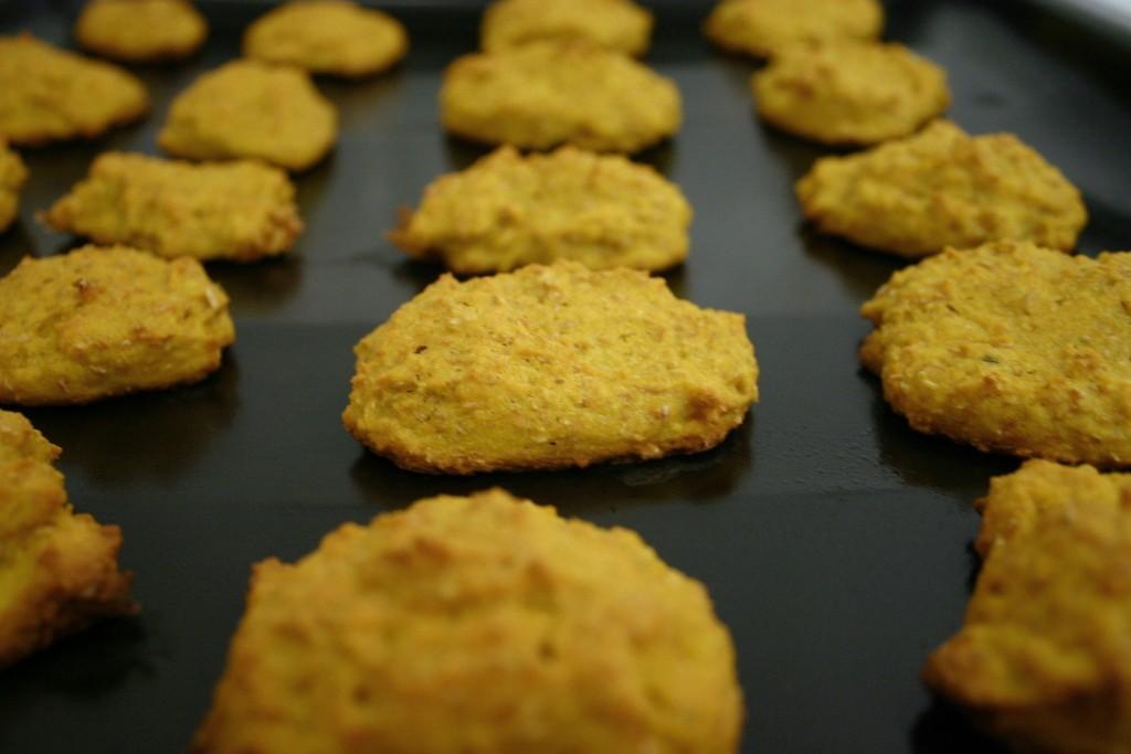 Apple-Carrot homemade dog treats - www.maakit.co.za