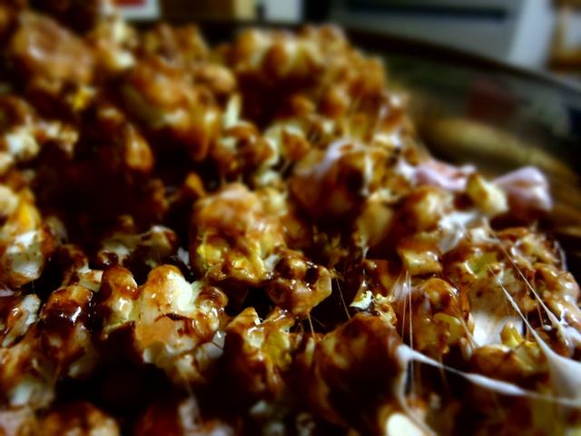 Soettand en Taaivinger popcorn