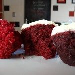 The red velvet cupcake test results