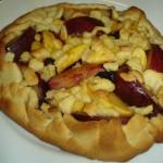 Summer Fruit Crostata - Baked