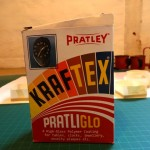 I used Kraftex Pratliglo as a glazing, but have a look on their website for more options.